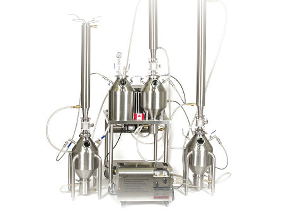 Hemp-CBD Extraction Equipment | Closed-Loop Botanical Extractor
